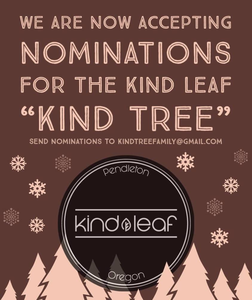 Kind Leaf Kind Tree